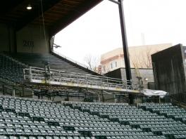 security-signs-civic-stadium